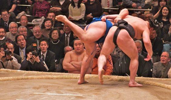 ซูโม่ มวยปล้ำสไตล์ญี่ปุ่น ที่น้อยคนจะไม่รู้จัก
